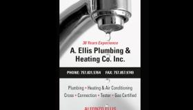 A. Ellis Plumbing