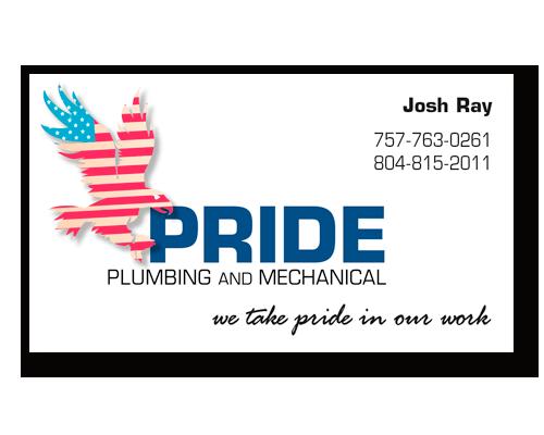 Pride Plumbing & Mechanical