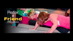 Fitness 24-7 Refer a Friend