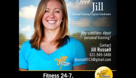 Fitness 24-7 Meet Jill