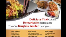 Bangkok Garden Authentic Thai Cuisine