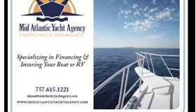 Mid Atlantic Yacht print ad