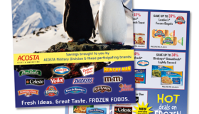 Frozen Food Month Event