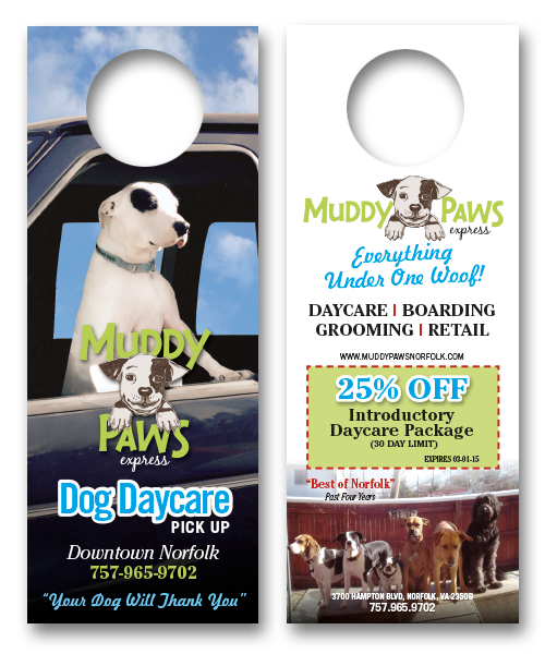 Door Hanger Service Virginia Beach