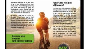 MY Ride Cycling Studio
