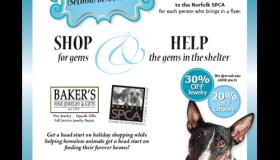 Norfolk SPCA: Baker's Jewelery