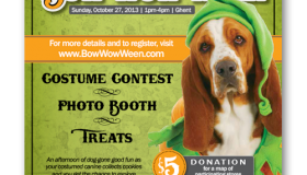 Norfolk SPCA: Bow-Wow-Ween